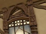 Dwarf's Large Cottage Window