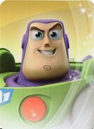 1.0 Toy Story BUZZ LIGHTYEAR Web Code Card