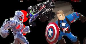 Battlegrounds characters
