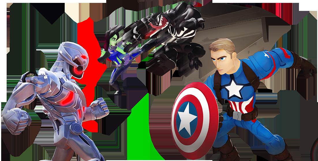 Marvel Battlegrounds Play Set Disney Infinity Wiki Fandom