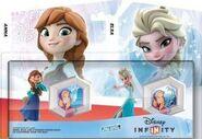 Disney Infinity Frozen Pack