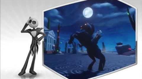 Disney Infinity - Jack Skellington Character Gameplay - Series 2