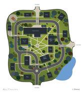 Monsters University 2Dmap