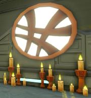 Doctor Strange's Sanctum Window