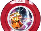 Infinity Gauntlet (Power Disc)