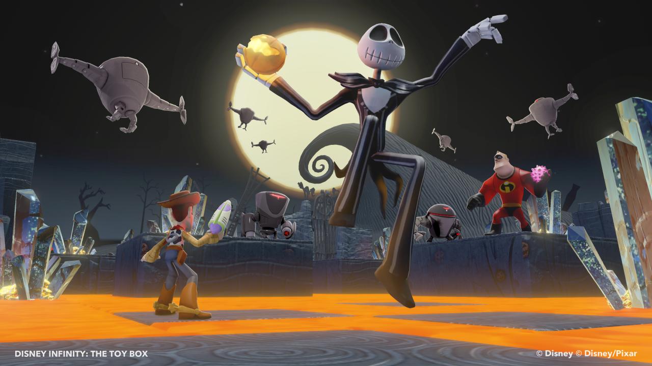 halloween town jack o lanterns disney infinity wiki fandom powered by wikia