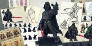 Vader Concept Art 1
