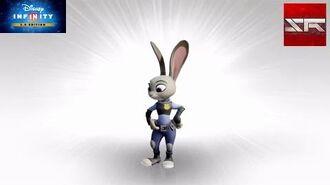 Disney Infinity 3.0 - Judy Hopps
