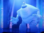 Frozen Monster