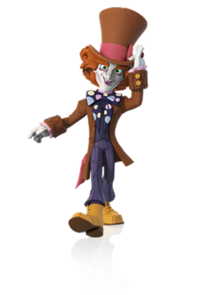 Mad Hatter Disney Infinity Wiki Fandom Powered By Wikia