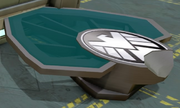 Helicarrier Table