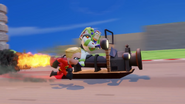 Buzz Swampmobile