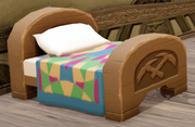 Dwarf's Bed