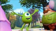 Disney Infinity Monsters University playset