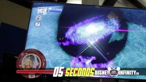 15 Seconds of Infinity The Infinity Gauntlet Power Disc
