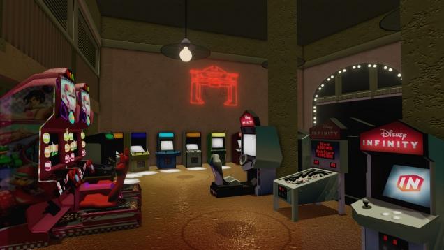Sugar Rush Arcade Game Disney Infinity Wiki Fandom