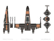 X wing concept