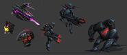 SamNielson Infinity Guardians Enemies 1