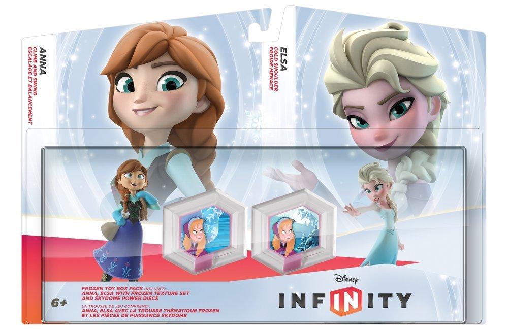 Disney Infinity 1.0 2.0 3.0 Frozen Flourish Terrain Theme Power Disc