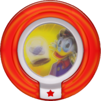 Ability-DuckTales-Scrooge McDuck's Lucky Dime