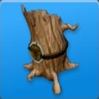 Brave Sidekick Tree Door