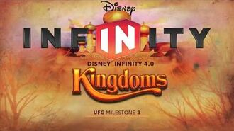 First Gameplay Video Of The Canceled Disney Infinity 4.0 Kingdoms Leaked