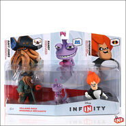 Disney infinity villains pack