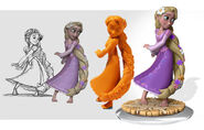DisneyINFINITYRapunzelFiguredevelopment2