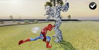 Spider-Man - Web Line Flurry
