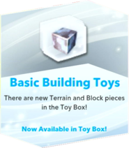 Basic Building Toys