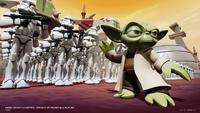Yoda & Clones