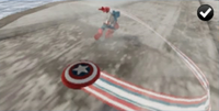Captain America - Cap's Shield Assault