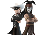 Lone Ranger Play Set