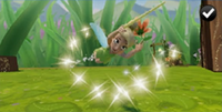 Tinker Bell - Pixie Push