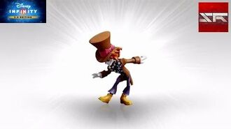 Disney Infinity 3.0 - Verrückter Hutmacher (Mad Hatter)