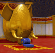 Agrabah Palace Throne