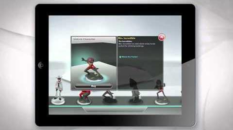 Disney Infinity Toy Box Fundamentals -- Characters (iPad®)