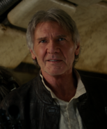 Han Solo Star Wars Episode VII The Force Awakens