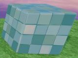 Square Blip Block