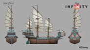 Ship ShenZhou concept