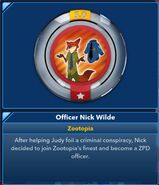 Gallery-Zootopia-Officer Nick Wilde HoH