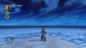 Open Sea Sky