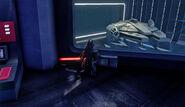 Gallery-Rise-Darth Vader at Death Star hangar