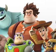 Ralph Disney Infinity wallpaper
