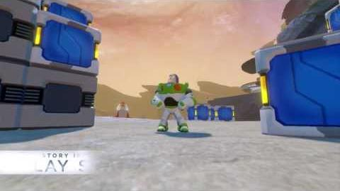 Disney Infinity Buzz Lightyear