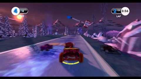 Olaf's Race