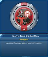 Marvel Team-Up - Ant-Man 3.0