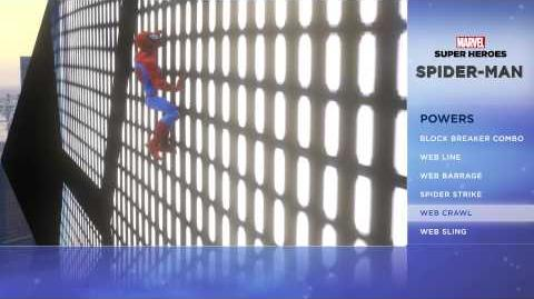 Spider-Man - Disney Infinity Marvel Super Heroes (2