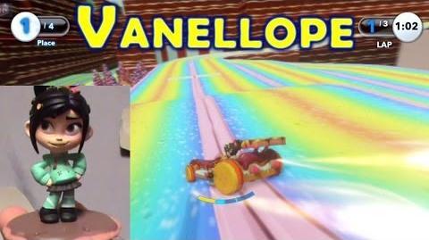 HD Disney Infinity Venellope Unboxing Adventure Gameplay ( Venellope's Sweet Ride )