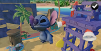 Stitch - Flying Leap - Level 1